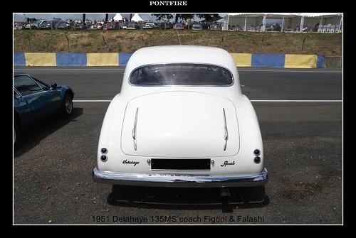 1951 delahaye 135ms coach figoni  u0026 falaschi