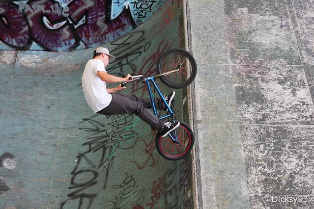 Skatepark - Parc de Bercy - Paris 12ème