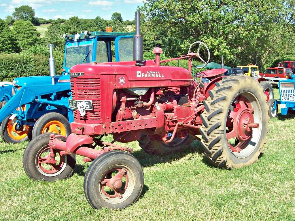 260 McCormick-Deering Farmall H Tractor | McCormick-Deering … | Flickr