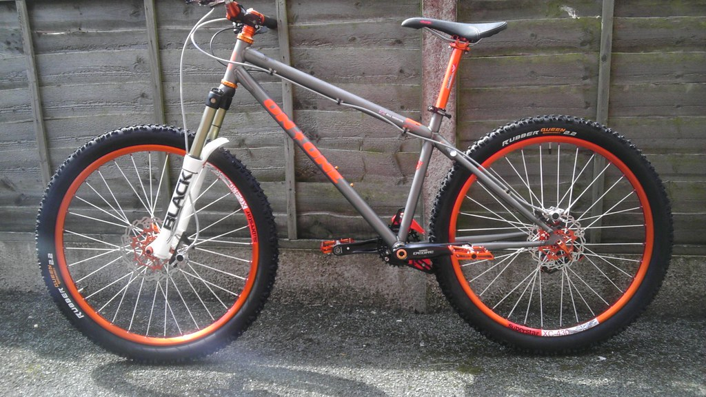 On One Bikes >> 456 Evo On One Bikes Flickr