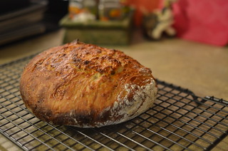 Homemade Bread | Homemade Bread in Cast Iron Dutch Oven ...