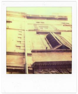 Polaroid SX70 070812 002 | by HomespunHero