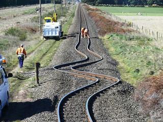 shortened railway tracks malcolm teesdale