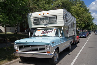 67 Ford F-250 Camper Special | by Crown Star Images