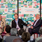 Debate: Rethinking Democract | Menzies Campbell and Matthew Flinders rethink democracy in one of our Spiegeltent debates, chaired by Jonathan Freedland.