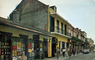 New Orleans - French Quarter (Postcard) | by roger4336