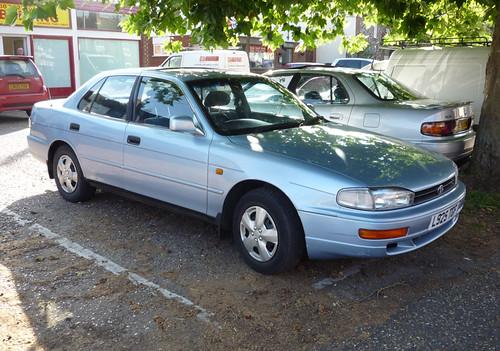 1993 Toyota Camry 2.2GL | by Spottedlaurel