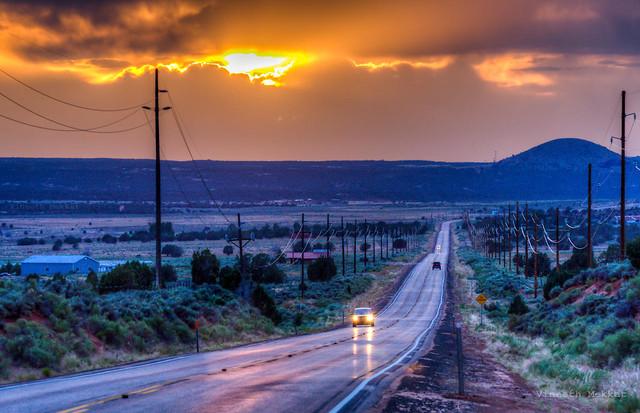 A Utah Sunset