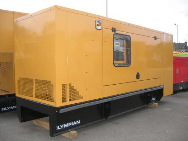 Olympian GEP165 - 165 kVA   60 Hz   Type: Generator set Year