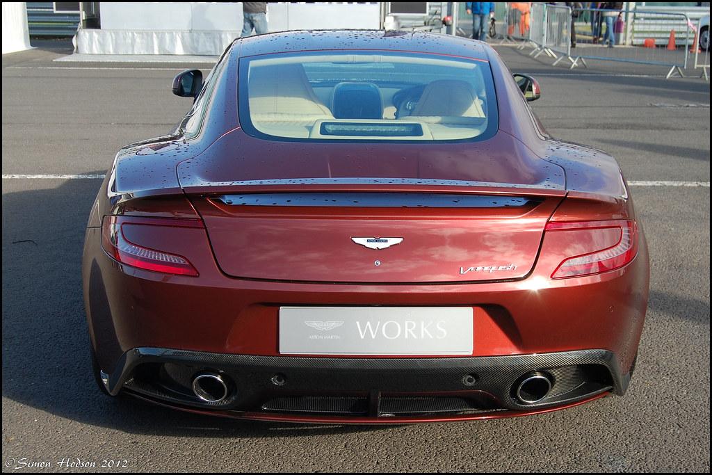 2012 Aston Martin Vanquish Si Flickr