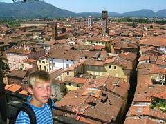 Lucca, Toscane