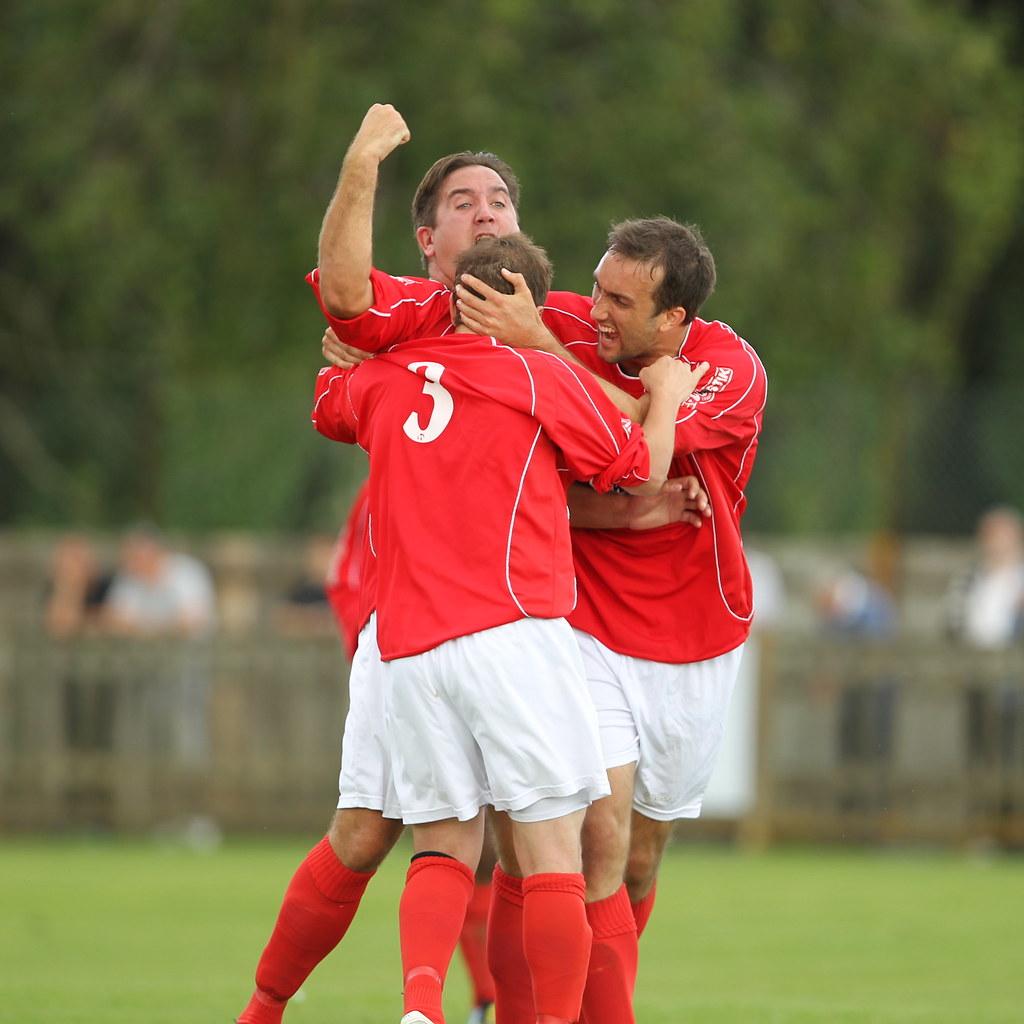 Uxbridge 2 Wembley 2 FA Cup Preliminary Round