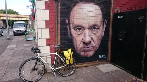 """""""We need to talk about Kevin"""" (Spacey) by Akse p19 crew (2015) #Burnage   by dullhunk"""