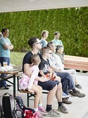 1. Sportfest 21.08.2016 - Exhibition Match