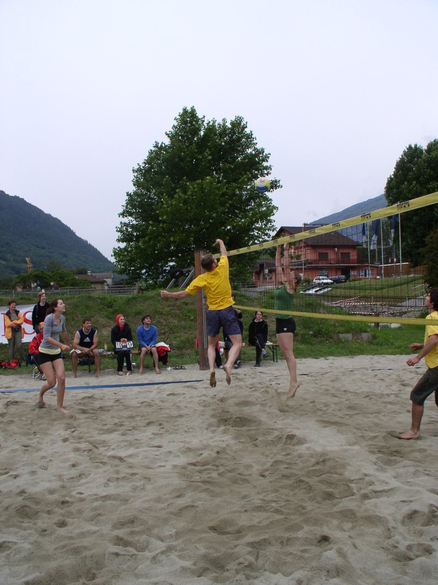 HOW Beach Event 2008