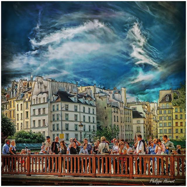 Pont au Double - Paris 2011