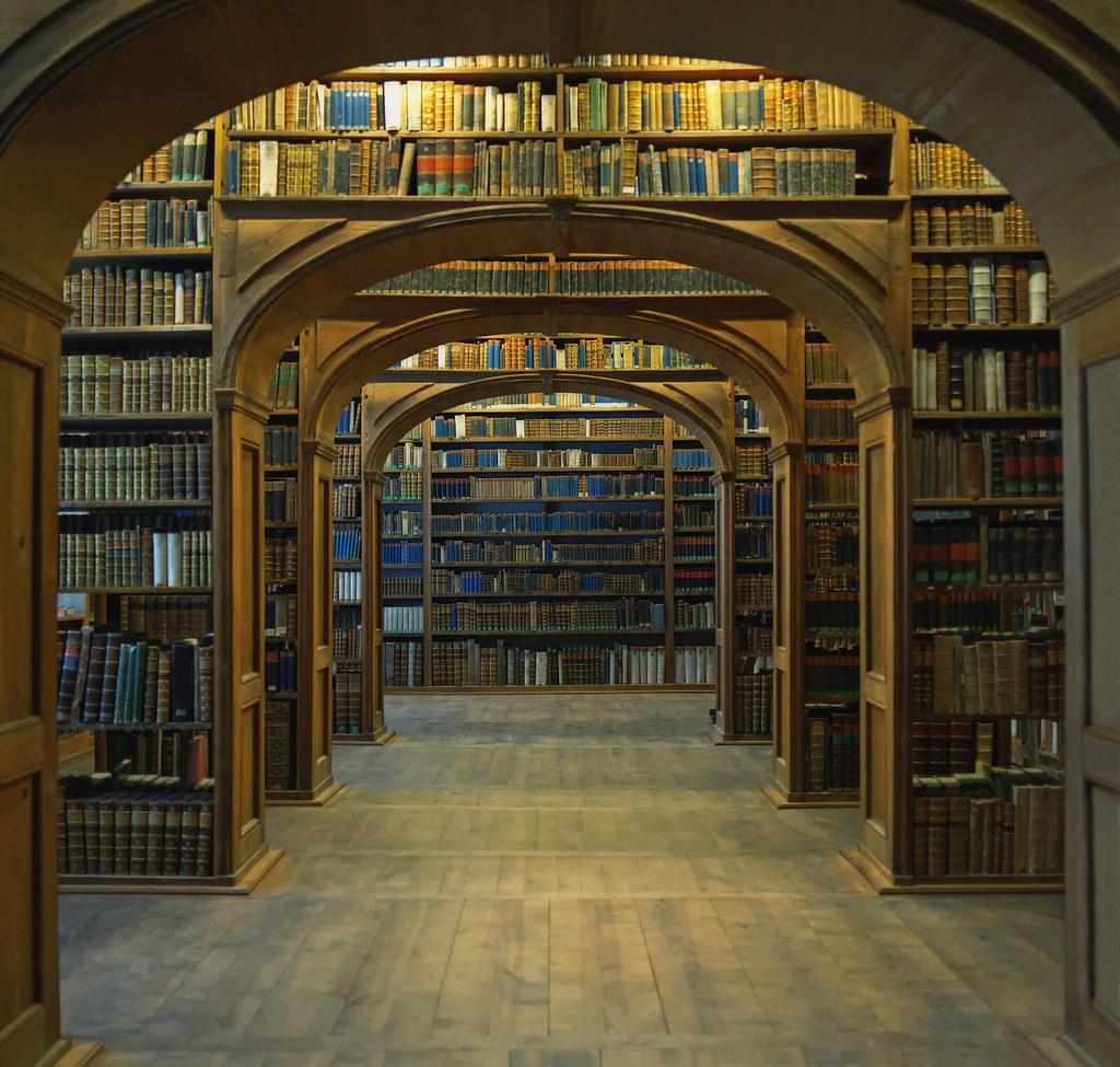 Oberlausitzische Bibliothek der Wissenschaften / Oberlausitz library of sciences