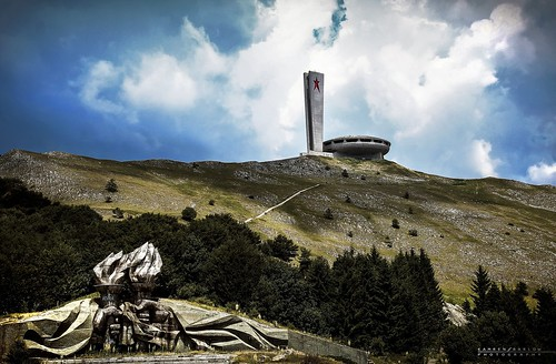 Buzludzha (Бузлуджа) and its Hands | by KamrenB Photography