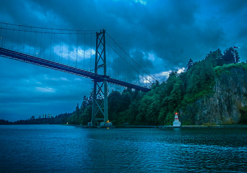 Lions Gate | by Andrew Shepherd