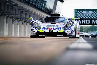 Porsche GT1 | by Alexis Goure