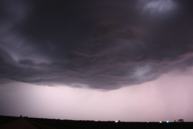 080612 - More Late Night Nebraska Thunderstorms!