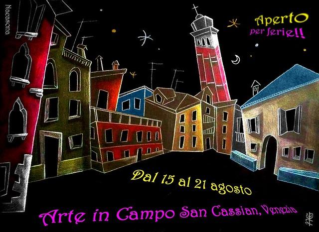 (E)STATE in CAMPO - Eventi Arte Venezia