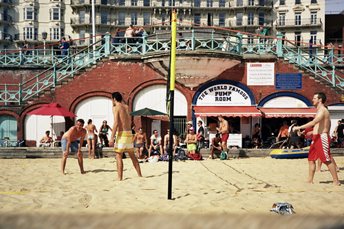 brighton beach-volleyball | by angies