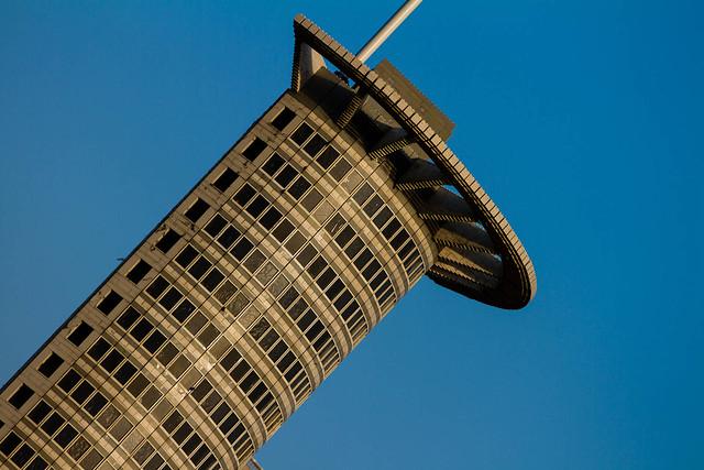 Schiefer Turm zu Frankfurt