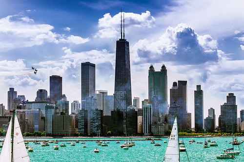 Chicago Skyline 2012 (2) | by Puparrazi PhotographY