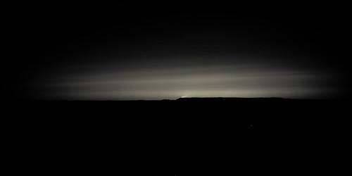 park light sunset sky white black sunrise dark landscape earth infinity stripes horizon low australia line hills infinite meets lamington orizzonte