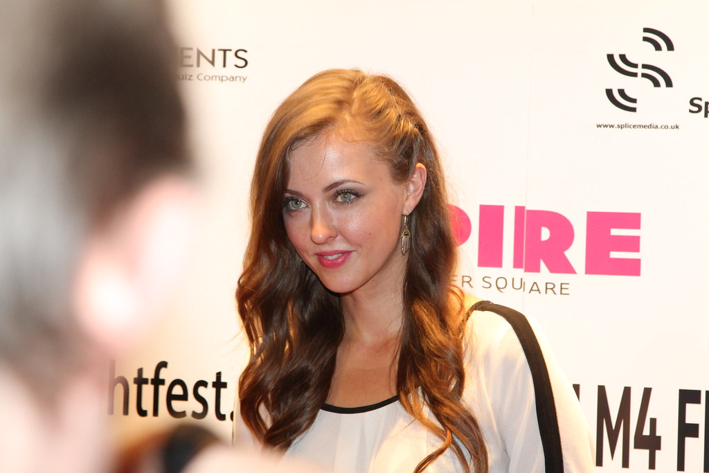 Soska Sisters and Katharine Isabelle at Frightfest 2012 8 ...