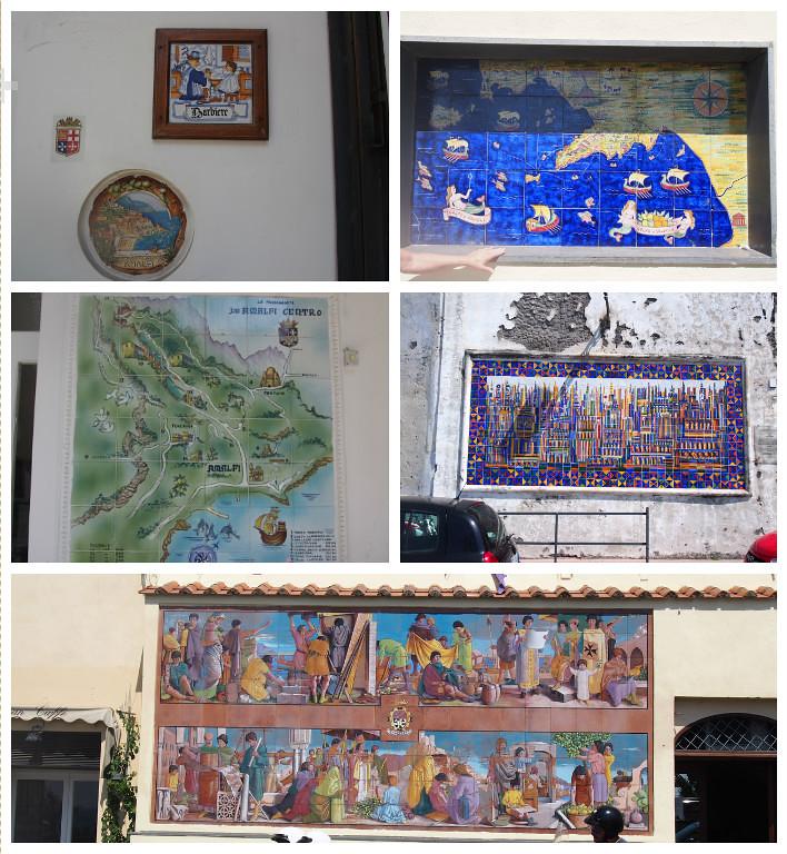 Amalfi kerámiái 1