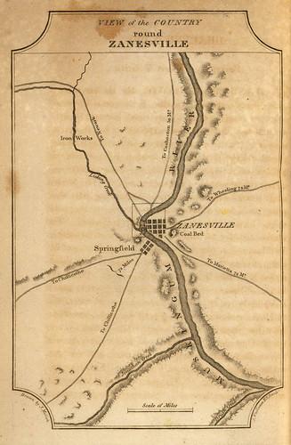 1810s ohio zanesville muskingumcounty print ohioartthrough1865 mounds
