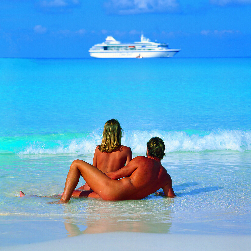 A Sexy Couples Vacation Of Burning Passion
