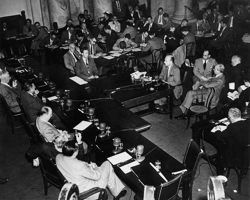 Incredible Mismanagement hearing 1949 see Atomic Shield