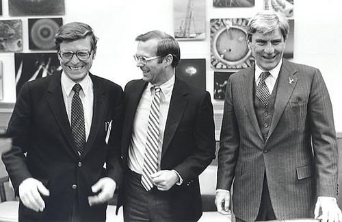 Domenici Pete Donald Kerr and John Warner