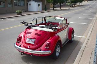 Bug Convertible