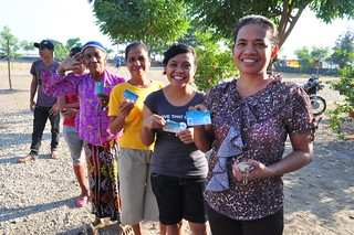 Proud voters in the 7 July Parliamentary elections in Timor-Leste | by UN Women Asia & the Pacific