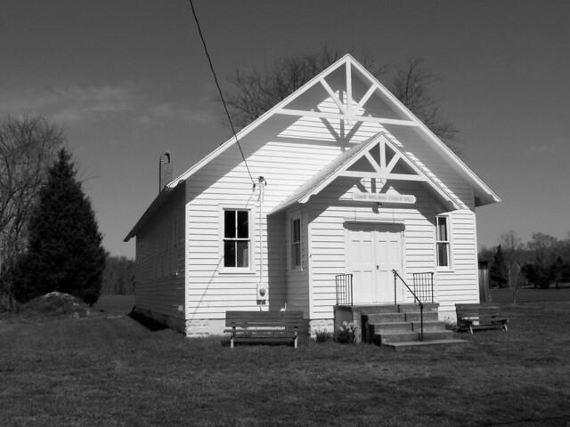 Lower Marlboro Church Hall