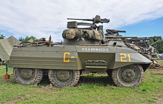 M9 Greyhound Side view   Paul   Flickr