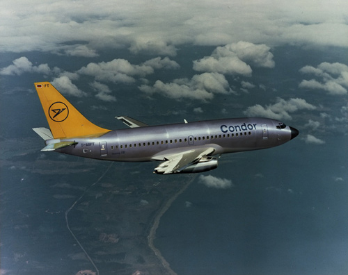 Damals wie heute: Boeing 737