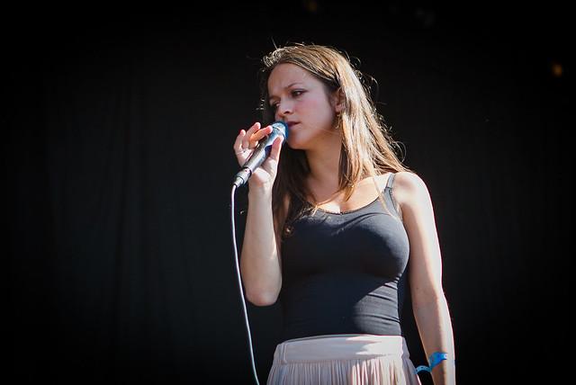 Siri Nilsen @ Øya 2012