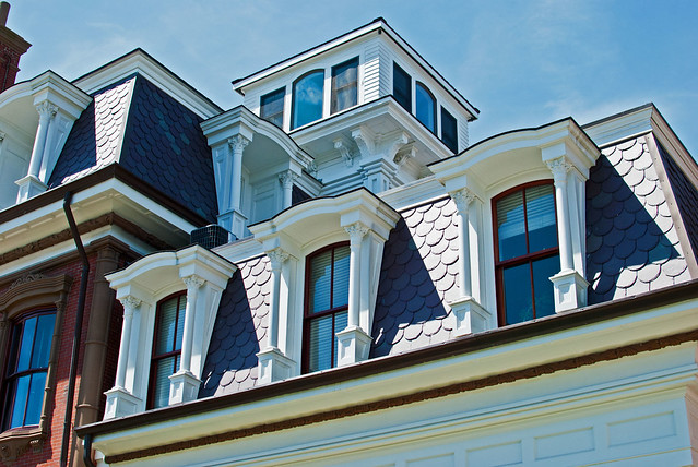 Dormers and Tower