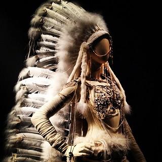 just stunning. #gaultier | by sarahwulfeck