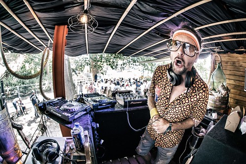 Een DJ mocht niet ontbreken