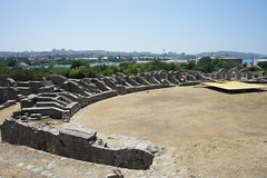 Solin: Amfiteatar