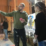 Sprayerworkshop 2016 mit Marco Wyss