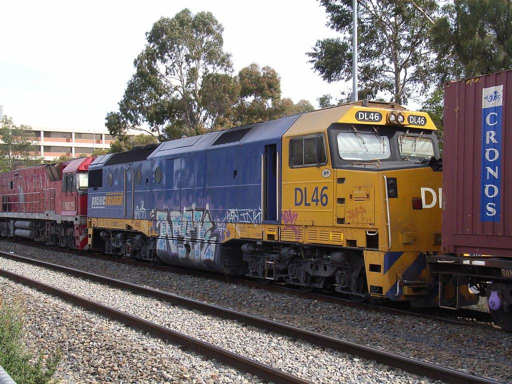 DL46 at Keswick Terminal by bukk05