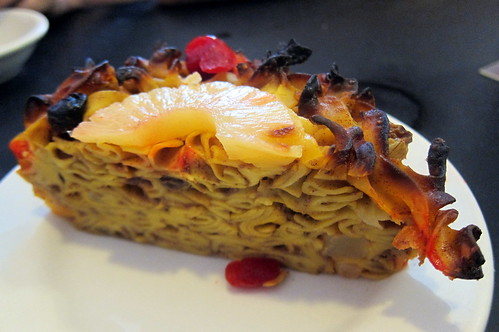 Brooklyn - Sheepshead Bay: Jay and Lloyds Kosher Deli - Noodle Pudding