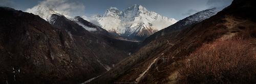 nepal trekking peaks himalaya khumbu himalayas dole 2012 khumjung thamserku khumburegion sagarmathanationalpark kangtega leefilters purwanchal pichayaviwatrujirapong